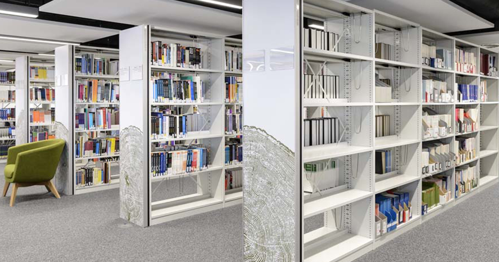 Library Shelving
