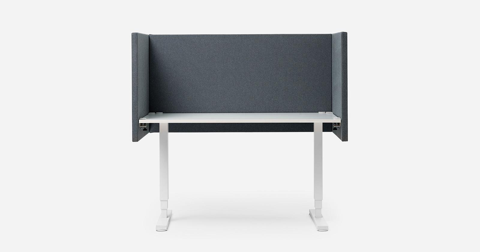 Dezibel table screen